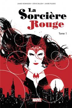 La sorcière rouge tome 1