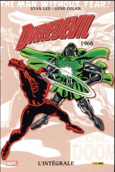 Daredevil - intégrale tome 4 - 1968