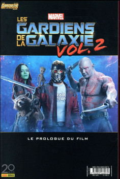 All-New Les gardiens de la galaxie HS - Prologue du film