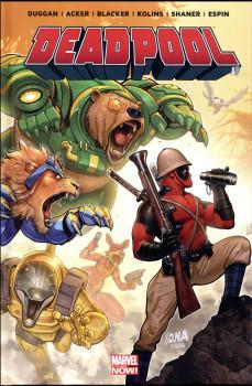 Deadpool - On n'est pas des bêtes