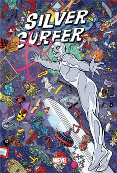 Silver Surfer all-new all-different tome 1
