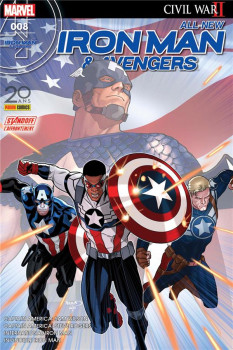 All-New Iron Man & Avengers tome 8