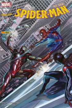 All-New Spider-Man tome 8