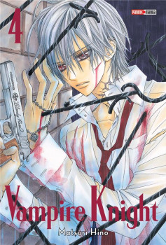 Vampire knight - édition double tome 4