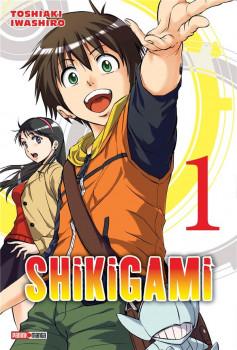Shikigami tome 1
