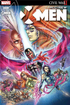 All-New X-Men tome 9