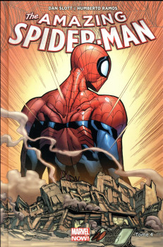 Amazing Spider-Man tome 4