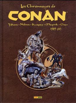 Les chroniques de Conan tome 20
