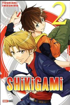 Shikigami tome 2