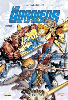 Les gardiens de la galaxie - intégrale tome 3 - 1990