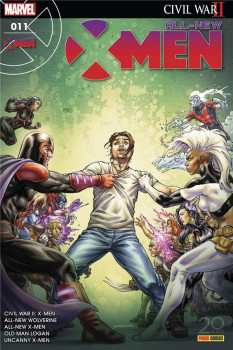 All-New X-Men tome 11