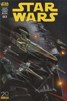 Star Wars - fascicule tome 13 - cover 1/2