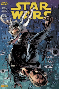 Star Wars - fascicule tome 13 - cover 2/2