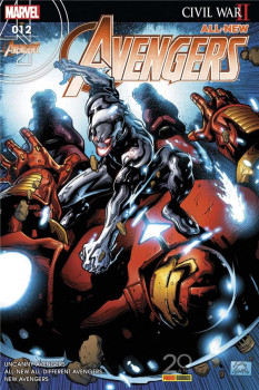 All-New Avengers tome 12