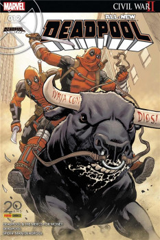 All-New Deadpool tome 12