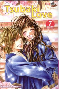 Tsubaki love - volume double tome 7