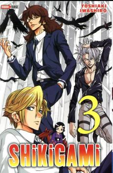 Shikigami tome 3