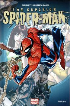 Superior Spider-Man tome 0 - prélude