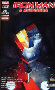 Iron Man & Avengers tome 1