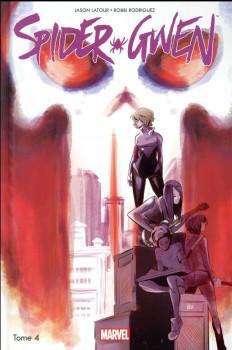 Spider-Gwen tome 4