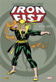 Iron fist - intégrale tome 1 - 1974-1975