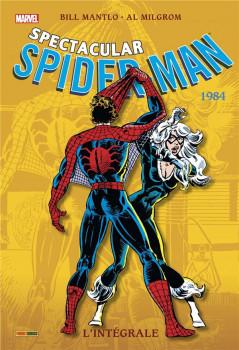 Spectacular Spider-Man - intégrale tome 37 - 1984