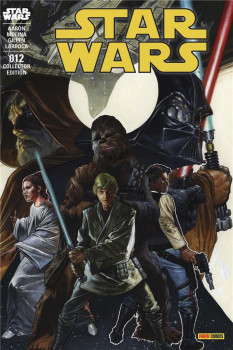 Star wars fascicule tome 12 - variant Angoulême