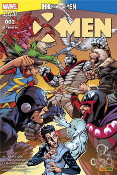 X-men tome 2