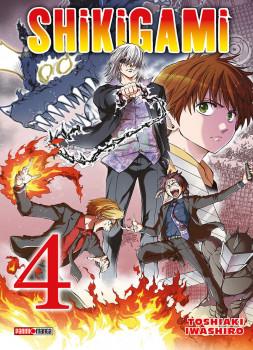 Shikigami tome 4