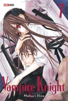 Vampire knight - édition double tome 7