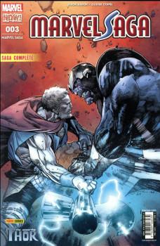 Marvel saga tome 3