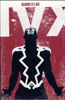 Inhumans VS X-Men tome 1 - édition Collector avec coffret hardcover