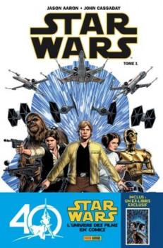 Star Wars tome 1 + ex-libris