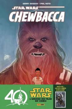 Chewbacca + ex-libris