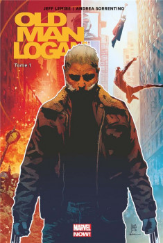Old Man Logan all-new all-different tome 1