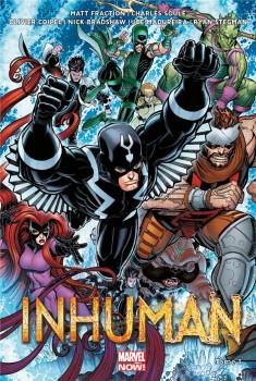 Uncanny Inhumans tome 1