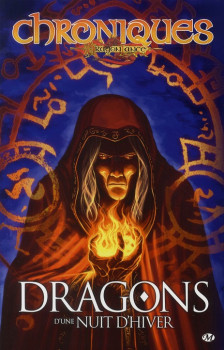 chroniques de dragonlance tome 2 - dragons d'une nuit d'hiver