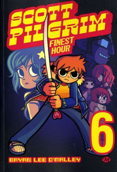 Scott Pilgrim tome 6 - Scott Pilgrim finest hour