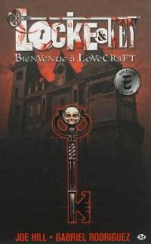 Locke & key tome 1 - bienvenue à Lovecraft