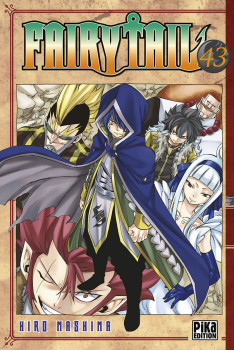 Fairy tail tome 43