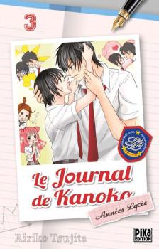 Le journal de Kanoko - Années lycée tome 3