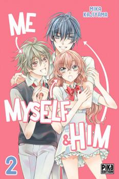 Me, myself & him tome 2