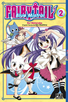 Fairy Tail - Blue Mistral tome 2