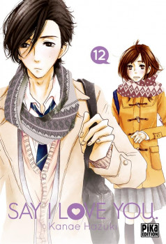 Say I love you tome 12