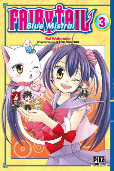 Fairy tail - blue mistral tome 3