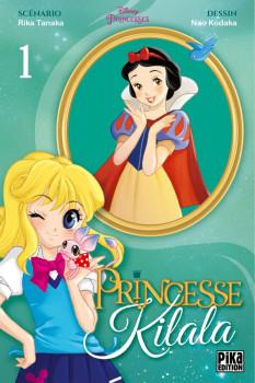 Princesse Kilala tome 1