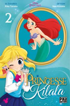 Princesse Kilala tome 2