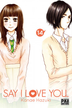 Say I love you tome 14