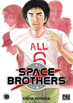 Space brothers tome 18