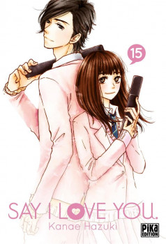 Say I love you tome 15